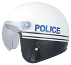 Combined type Half Helmets for police