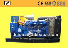 Low Price!!3 phase 380v soundproof gasoline engine generator set