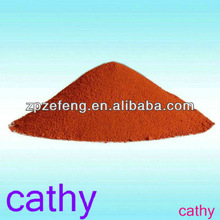 2013 Best Quality /Iron Oxide for pigment / professional factory.