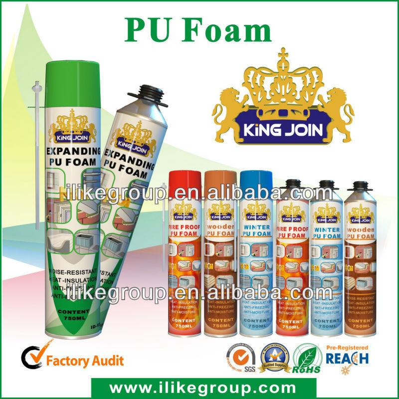High Quality PU Foam,Fire Proof PU Foam(2013 Canton Fair)