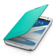 for samaung galaxy note 2 flip cover case
