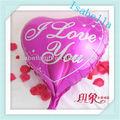 eu te amo impresso balões de hélio folha para dia dos namorados