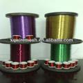 De color cobre alambre/collar de alambre que hace( libre de la muestra prevista)
