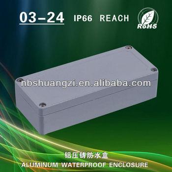 Qualified Die Cast Aluminium Box