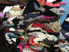 Heavy mix unsorted used clothing UK