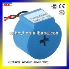 DCT - 603 DC Immune mini window type current transformer