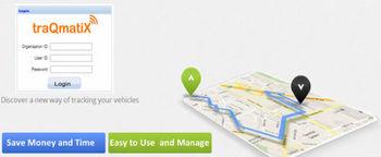 traQmatiX - GPS Vehile tracker software