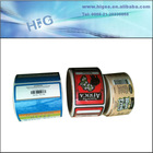 Adhesive Labels sticker Paper PP PE PET PC PVC BOPP