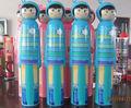 Paraguas baratos del reino unido/muñeca fresco botella paraguas