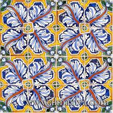 Azulejos, piastrelle fatte a mano, carreaux peints a la principale, fliesen, tegel, piastrelle, mattonelle