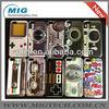 Retro Tape US dollar IMD case for iphone 5c ,for iphone 5c case