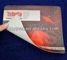 anti-slip pvc foam pad mousepad