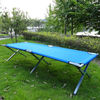 Camping Furniture Seaside Portable Folding Camping Bed