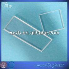 high quality clear quartz sheet glass