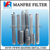 high accuracy pleated stainless steel filter cartridge for liquid