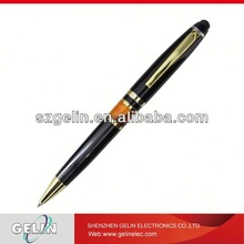 New arrival promotional thin metal ballpoint pen