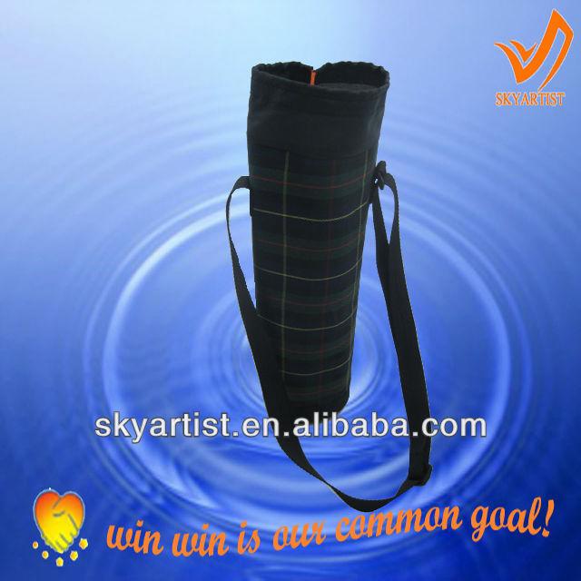 fashionable nylon bottle cooler bag