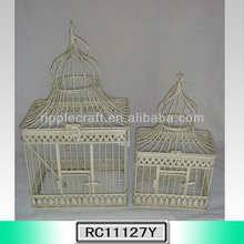 Antique Small Iron Wholesale Bird Cage
