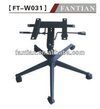 Shenzhen hardware furniture accessories parts for office chair furniture accessories die casting hardware furniture accessories