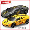 1:24 alloy remote control with certificate of EN71,EN62115,7P/RTTE,HR4040,60825 die cast mini car set toy
