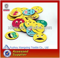 promotional advertising coated paper fridge magnet