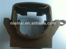 high-tension Plastic Cable Wire Clamp cable clip/clamping Mold Shanghai