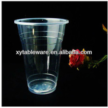 2012 hot selling ps disposable plastic mini cup