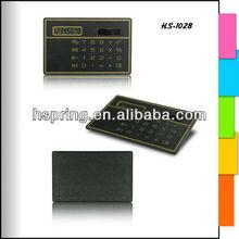 Super thin time card shape calculator
