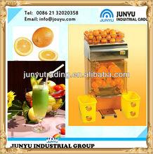 Commerical 20 orange per minute orange juice machine with stable performance