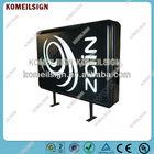 acrylic led display box cube guangzhou