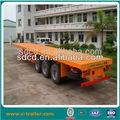 2015 chinois. 5760 semi remorque camions. plat. pisteproduction conteneur de camion lourd commerçant.