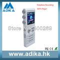 Alta qualidade vor função função vox digital gravador de voz adk-dvr8818