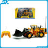 1:28 6CH construction digger rc truck toy