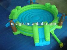 inflatable outdoor castle house/moonwalk water slide children bouncer outdoor games