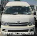 2013 toyota hiace techo alto van( lhd) diesel, 30233