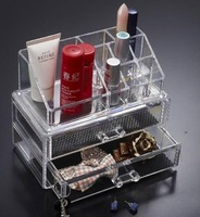 acrylic cosmetic boxes/store wholesale