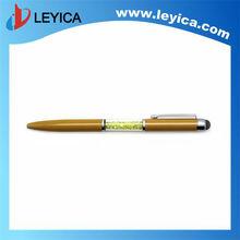 Lady ball pen, twist ball pen touch pen - LY-S013