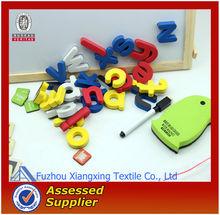 ABC letter alphabet educational fridge magnets