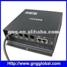 Ethernet port communication 220v led strip rgb controller