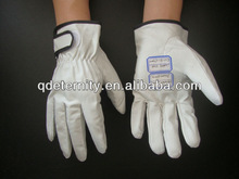 perfect leather work gloves,cow skin,good leather drive gloves