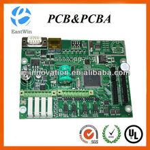 Professional pcb clone engineering,repair printed circuit board,simple electric circuit