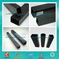 Tubos negro/tubo negro/de hierro fundido de acero bazhou proveedor en china