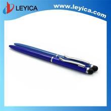 Aluminium ballpen with stylus tip - LY-S016