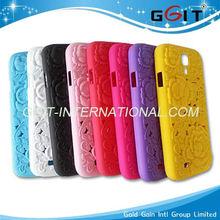 Mobile Phone TPU Case For Samsung i9500 Galaxy S4 TPU Case