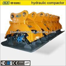 Liebherr Excavator road compactor, vibrating compactor