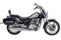 Suzuki GZ150 A motorcycle 150cc