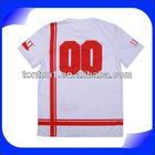 2013 latest tshirt sublimated from china