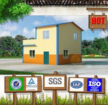 New deisgn fast construction fiber cement board homes