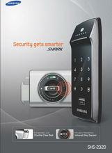 SHS-2320XMK/EN - SamsungDoor Lock