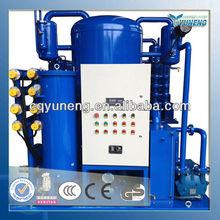 ZJC-R Used hydraulic oil/lubrication oil filtration machine for sale